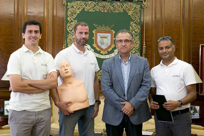 'El ABC que salva vidas' difunde la reanimación cardiopulmonar